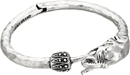 Lucky Brand - Bombay Fillagree Elephant Cuff