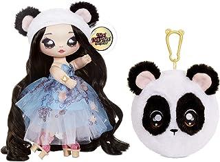 MGA Entertainment Na! Na! Na! Surprise 2-in-1 Fashion Doll and Plush Purse Series 4 – Juli Joyful