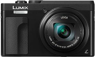 Panasonic Lumix DC-TZ90EG-K Cámara Compacta de 203 MP (Super Zoom 10fps Objetivo F3.3-F6.4 de 24-720mm Zoom de 30X Pantalla Abatible 4K Wifi RAW HDMI) Negro