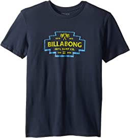 Billabong Kids Hacienda Tee (Big Kids)
