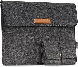 "MoKo 13-13.3 Inch Laptop Sleeve Case Fits MacBook Air 13-inch Retina, MacBook Pro 13"", Dell XPS 13, Samsung Notebook 9 13...."