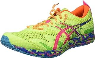 ASICS Men's Safety Yellow/Hot Pink Footwear-7 UK (41.5 EU) (8 US) (1011A673)