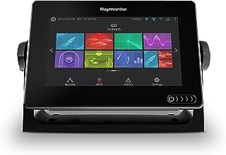 """Raymarine Axiom 7 Fish Finder con GPS integrado, WiFi, Sonar Chirp y Downvision con Transductor y Navionics+, 7"""" (E70364-0..."""