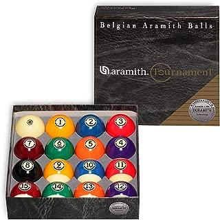 Aramith Tournament Billiard Pool Ball Set 2 1/4