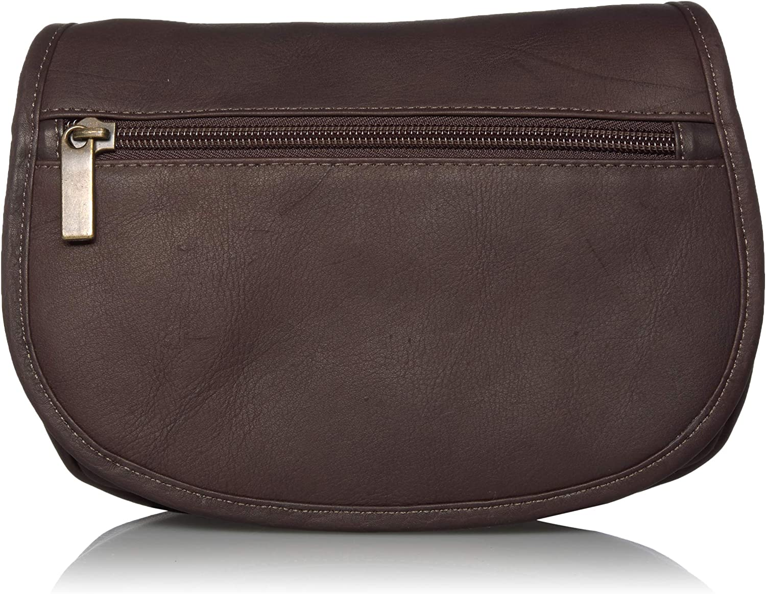 David King  Co. Flap Over Waist Pack, Cafe, One Size