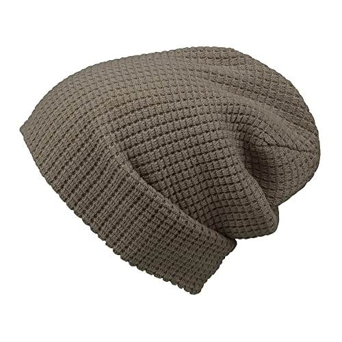 ab405bafe1b Morehats Cotton Embossed Knit Slouchy Beanie Winter Warm Ski Skater Hip-hop  Hat
