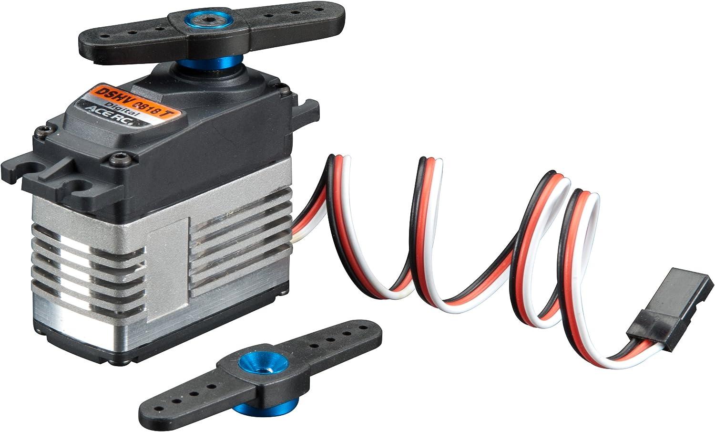 ventas calientes ACE RC DSHV1021T servo digital, 7.4V 7.4V 7.4V HV, resistente al agua, 21.0kg  en linea