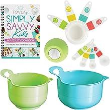 Tovla Jr. Kids Mixing Bowl Gift Set