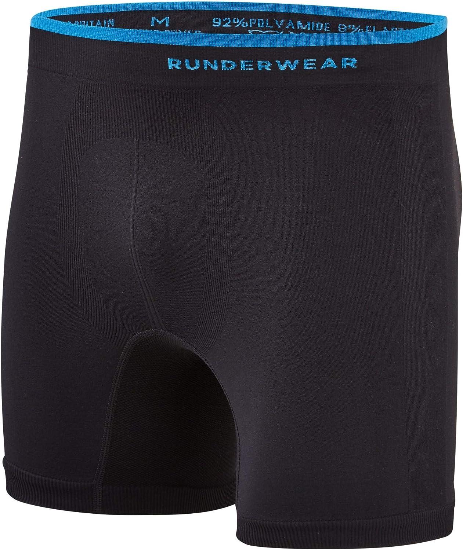 Runderwear Men's Boxer Briefs (5