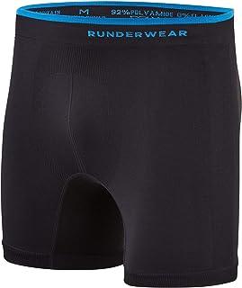 Runderwear Men's Boxer Shorts - Chafe-Free, Performance Running Underwear