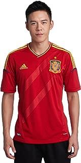 adidas 2012-13 Spain Home Football Shirt