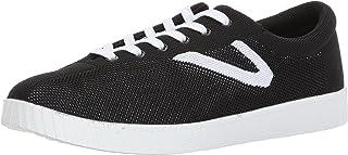 حذاء رياضي رجالي NYLITEKNIT من Tretorn، أسود منسوج، 7 M US