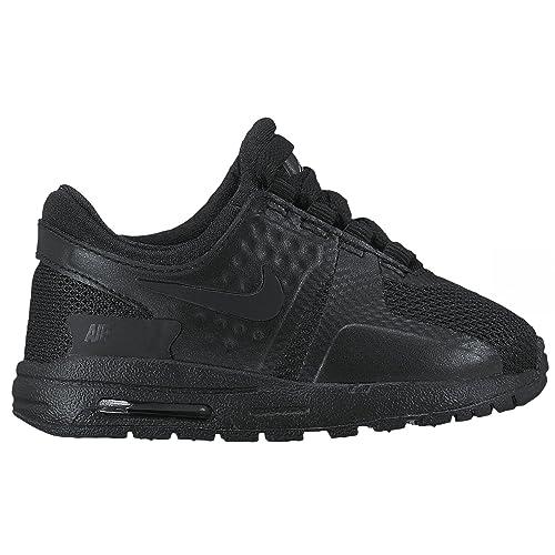 the best attitude f404c c8b32 Nike Toddler Air Max Zero Essential TD Black Black-Black 881227-006