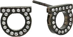 Stud Strass Earrings
