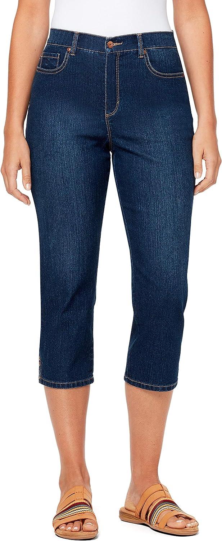 Sales Gloria Large special price Vanderbilt Women's Amanda Jeans Capri