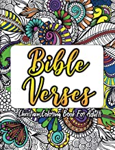 Bible Verses Coloring Book for Adults: Beautiful Bible and Psalms Verses Christian Coloring Book For Grownups | Devotional...