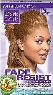 Dark & Lovely Color #378 Honey Blonde (6 Pack)
