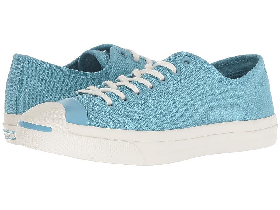 Converse Jack Purcell(r) Jack Ox (Shoreline Blue/Egret/Shoreline Blue) Athletic Shoes