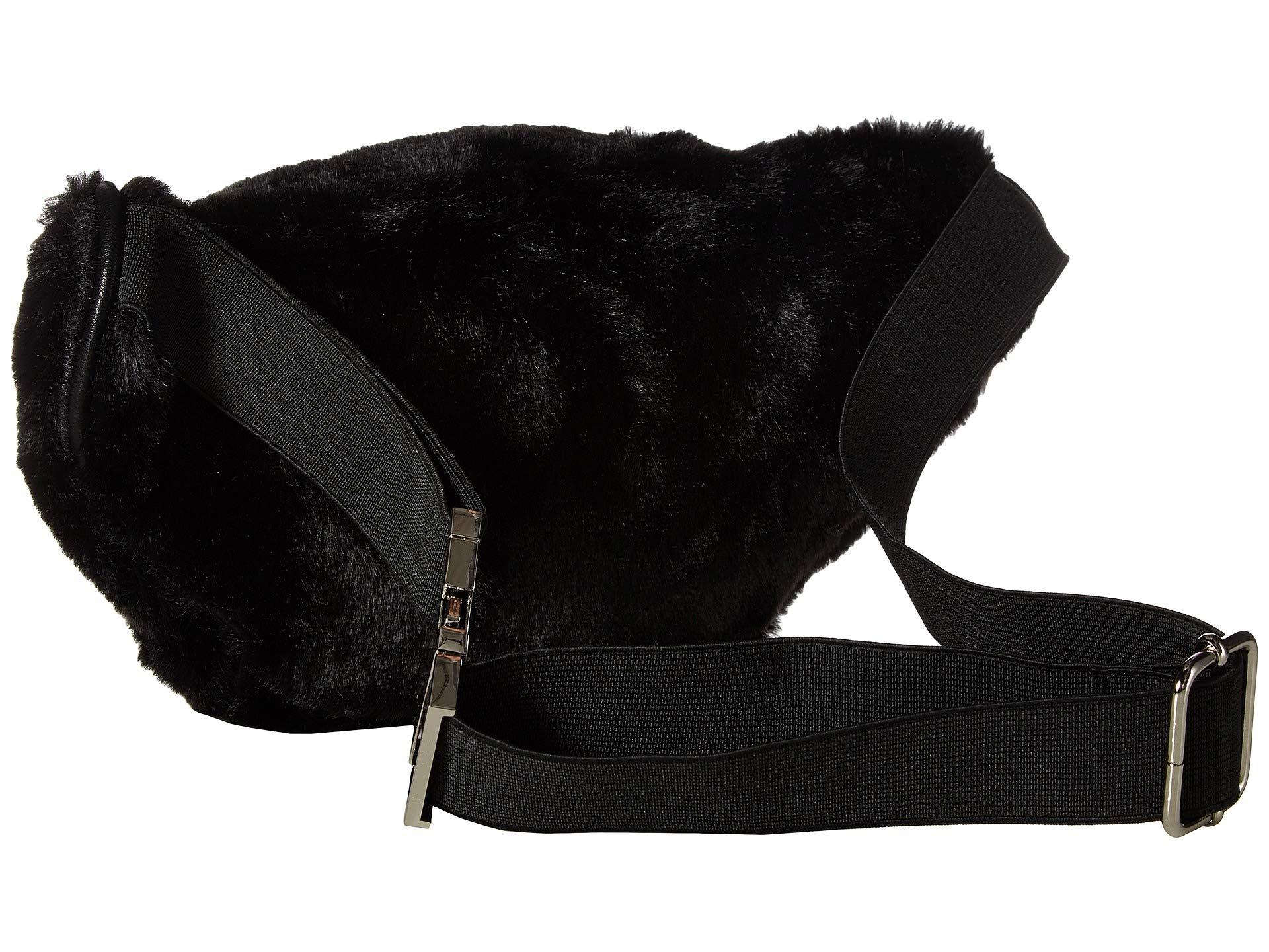 Fur Sole Bag Belt Jaida Black Society 1BqE6R