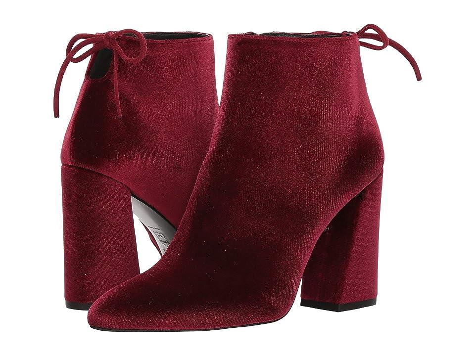 73ac18e9b409 Stuart Weitzman Grandiose (Scarlet Velvet) Women s Boots