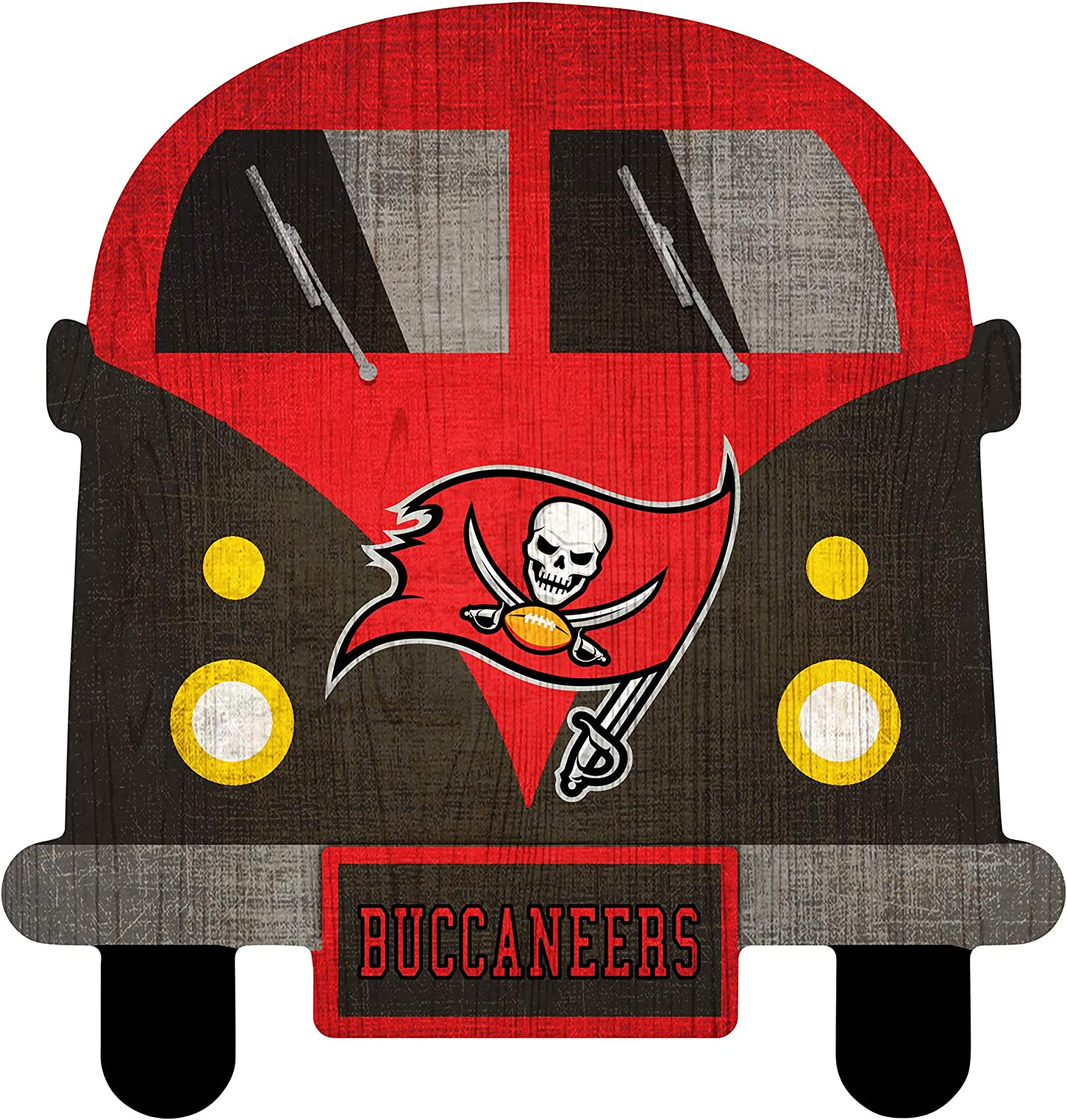 Super sale period limited Fan Creations Super popular specialty store NFL Tampa Bay Unisex Buccanee Buccaneers