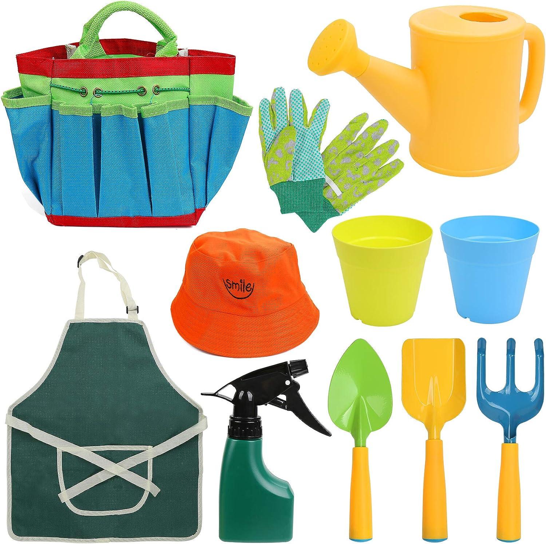 Women Garden Tools Set 13 PCS Credence Gardening Duty Ki Heavy Kids Kansas City Mall
