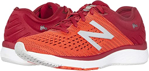 Neo Flame/NB Crimson