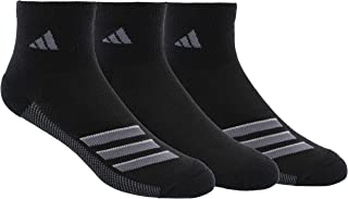 adidas Men's Climacool Superlite Quarter Socks (3 Pack)