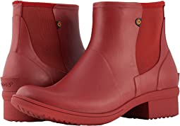 Auburn Slip-On Boot Rubber