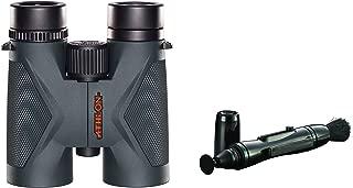 Athlon Midas 8x42 ED Binoculars, w/ Lens Pen