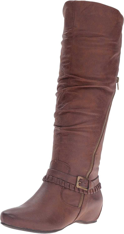 Baretraps Womens Bt Shania Riding Boot
