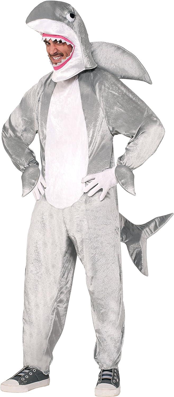Forum Adult Shark Costume Standard