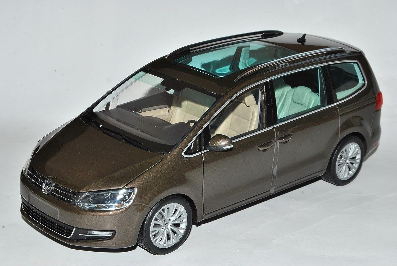 Minichamps Volkwagen Sharan II Braun Metallic Ab 2010 1 18 Modell Auto mit individiuellem Wunschkennzeichen B07KDBNF1H Spezielle Funktion  | Eine Große Vielfalt An Modelle 2019 Neue