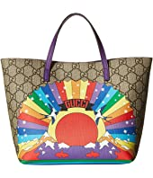 Gucci Kids - GG Rainbirds Handbag (Little Kids/Big Kids)