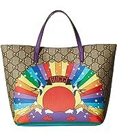 Gucci Kids - GG Rainbirds Handbag (Little Kids/Big Kids)