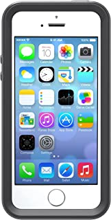 OtterBox [Prefix Series] Apple iPhone 5 & iPhone 5S / SE Case - Retail Packaging Protective Case for iPhone - Black (Discontinued by Manufacturer)