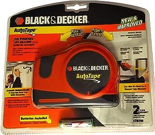 Best black decker automatic tape measure Reviews