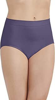 Women's Smoothing Comfort Seamless Brief Panty 13264