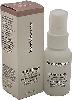 bareMinerals Prime Time Brightening - Base de maquillaje (30 ml)