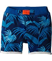 Little Marc Jacobs - Fleece Shorts All Over Printed (Infant)