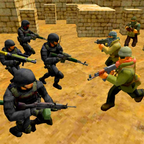 Battle Simulator: Counter Terrorist