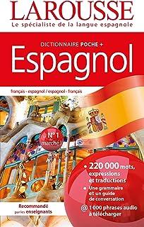 Dictionnaire Larousse poche plus Espagnol