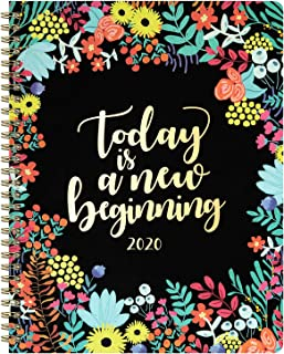"2020 Planner – Planner 2020, Weekly & Monthly Planner with to-Do List, 8"".."