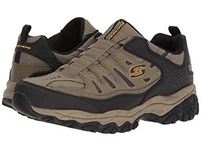 SKECHERS After Burn M. Fit (Pebble) Men