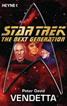 Star Trek - The Next Generation: Vendetta: Roman (German Edition)