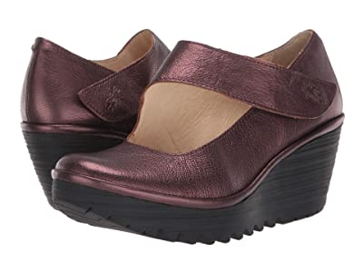 FLY LONDON Yasi682Fly (Burgundy Idra) Women