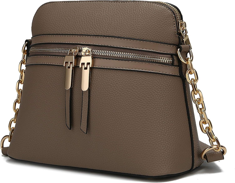 MKF Crossbody Bag for Women Super Special SALE Factory outlet held Pocketbook – PU Handbag Leather
