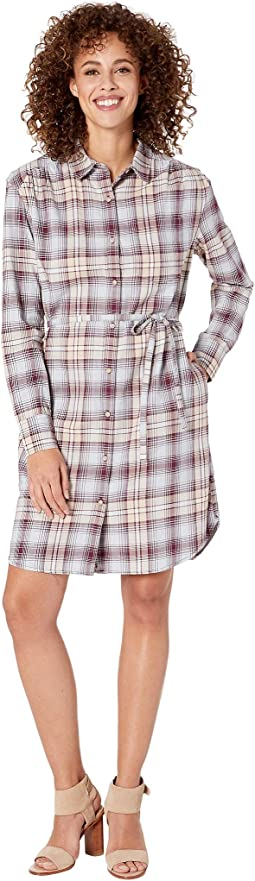 Fig/Taupe Plaid