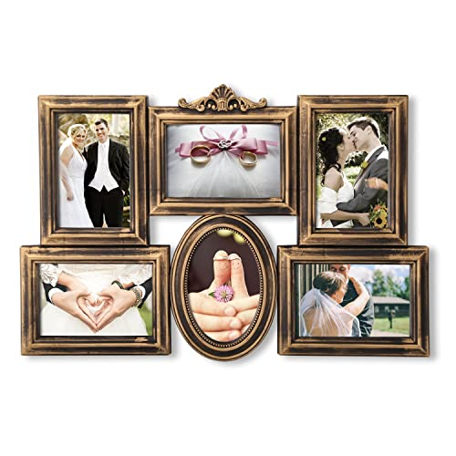Antique Style Frames For Wall Amazoncom