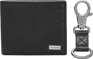Fossil Men's Kane Wallet Gift Set, Black - ML4052001
